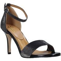 Obuća Žene  Sandale i polusandale Grace Shoes 934003 Crno