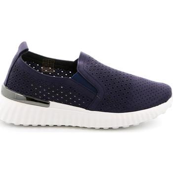 Obuća Žene  Slip-on cipele Grunland SC5078 Plava