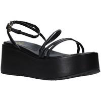 Obuća Žene  Sandale i polusandale Grace Shoes 136006 Crno