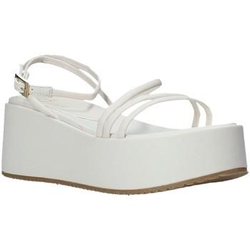 Obuća Žene  Sandale i polusandale Grace Shoes 136006 Bijela