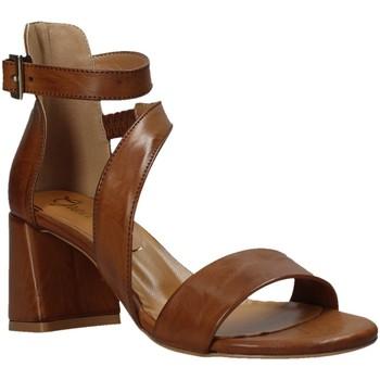 Obuća Žene  Sandale i polusandale Grace Shoes 380034 Smeđa