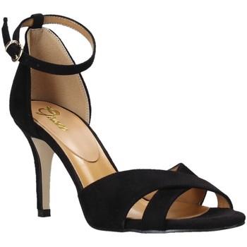 Obuća Žene  Sandale i polusandale Grace Shoes 934004 Crno