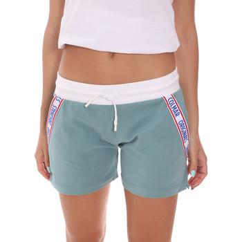 Odjeća Žene  Bermude i kratke hlače Colmar 9005 6TJ Zelena