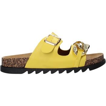 Obuća Žene  Natikače Gold&gold A21 FL160 Žuta boja
