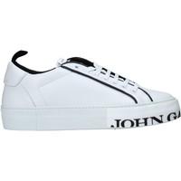 Obuća Muškarci  Niske tenisice John Galliano 11012/CP C Bijela