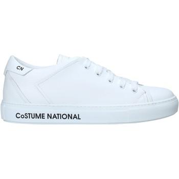Obuća Muškarci  Modne tenisice Costume National 10425/CP A Bijela