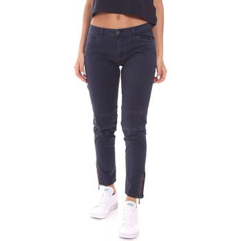 Odjeća Žene  Chino hlačei hlače mrkva kroja Colmar 0642T 5QX Plava