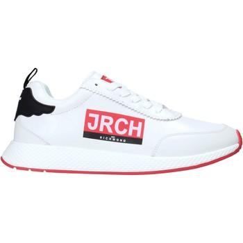 Obuća Muškarci  Niske tenisice John Richmond 10131/CP A Bijela