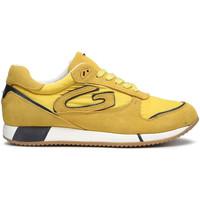 Obuća Muškarci  Modne tenisice Alberto Guardiani AGM003513 Žuta boja