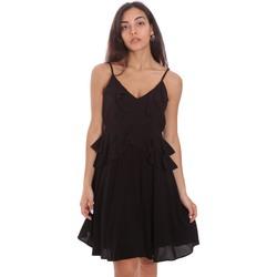 Odjeća Žene  Kratke haljine Fracomina FS21SD1008W42201 Crno