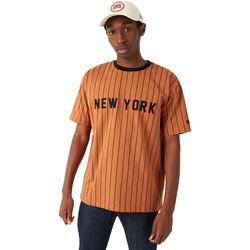 Odjeća Muškarci  Majice kratkih rukava New-Era 12720111 Smeđa