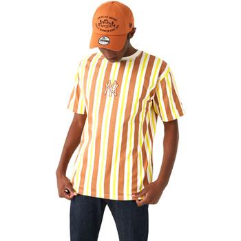 Odjeća Muškarci  Majice kratkih rukava New-Era 12720144 Smeđa
