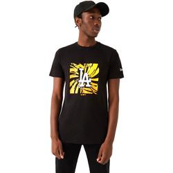 Odjeća Muškarci  Majice kratkih rukava New-Era 12720171 Crno
