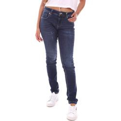 Odjeća Žene  Slim traperice Gaudi 111BD26004L30 Plava