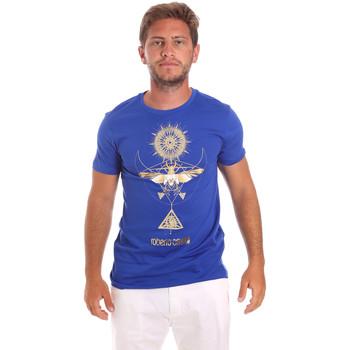 Odjeća Muškarci  Majice kratkih rukava Roberto Cavalli HST65B Plava
