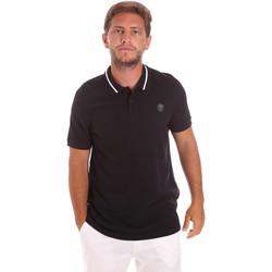 Odjeća Muškarci  Polo majice kratkih rukava Roberto Cavalli FST693 Crno