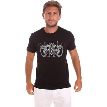 Odjeća Muškarci  Majice kratkih rukava Roberto Cavalli HST66B Crno
