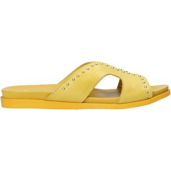 Obuća Žene  Natikače Sshady MRT233 Žuta boja