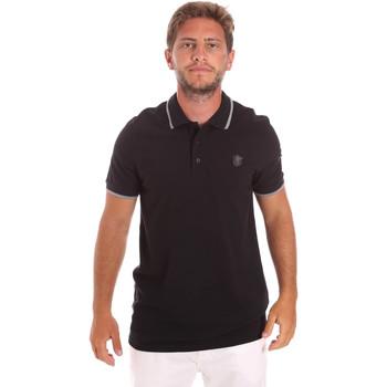 Odjeća Muškarci  Polo majice kratkih rukava Roberto Cavalli FST697 Crno
