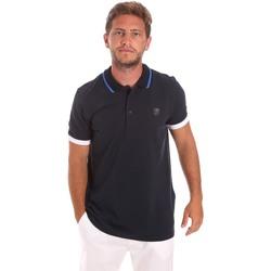 Odjeća Muškarci  Polo majice kratkih rukava Roberto Cavalli FST692 Plava