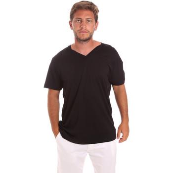 Odjeća Muškarci  Majice kratkih rukava Colmar 7521 6SS Crno