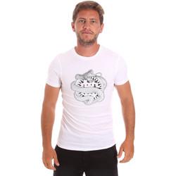 Odjeća Muškarci  Majice kratkih rukava Roberto Cavalli HST64B Bijela