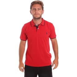 Odjeća Muškarci  Polo majice kratkih rukava U.S Polo Assn. 51139 49785 Crvena