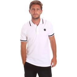Odjeća Muškarci  Polo majice kratkih rukava Roberto Cavalli FST697 Bijela