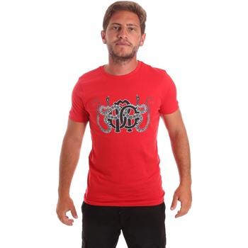Odjeća Muškarci  Majice kratkih rukava Roberto Cavalli HST66B Crvena