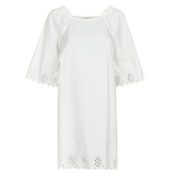 Odjeća Žene  Kratke haljine Only ONLLILLO Bijela
