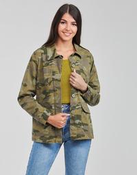 Odjeća Žene  Jakne i sakoi Only ONLALLY Zelena