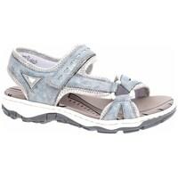 Obuća Žene  Sportske sandale Rieker 6887912 Siva