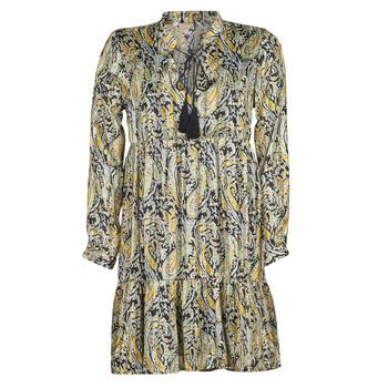 Odjeća Žene  Kratke haljine Moony Mood PADASTE Multicolour