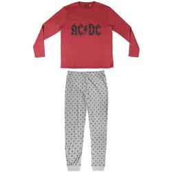 Odjeća Muškarci  Pidžame i spavaćice Ac/dc 2200004849 Rojo