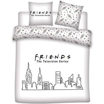 Dom Djeca Navlake za pokrivače Friends 63788 Blanco
