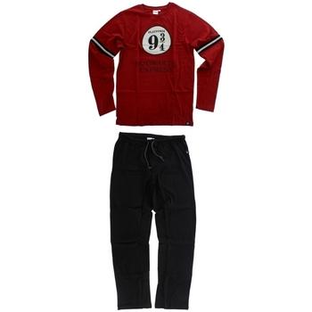Odjeća Pidžame i spavaćice Harry Potter 833-436 Rojo