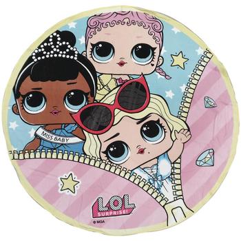 Dom Djevojčica Ručnici i rukavice za pranje Lol 2200004061 Rosa