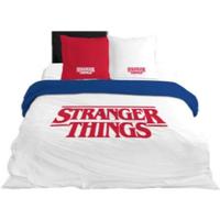 Dom Djeca Navlake za pokrivače Stranger Things 64112 Blanco