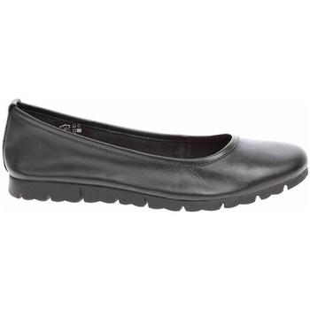 Obuća Žene  Balerinke i Mary Jane cipele Jana 882211926001 Crna