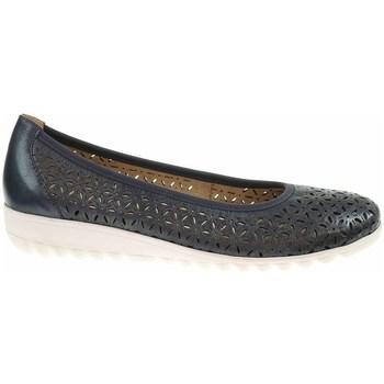 Obuća Žene  Balerinke i Mary Jane cipele Caprice 992215524876 Crna