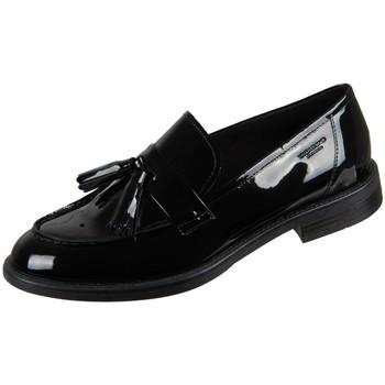 Obuća Žene  Mokasinke Vagabond Shoemakers Amina Black Lack Crna