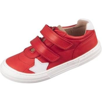 Obuća Djeca Niske tenisice Bisgaard 403531211919 Red