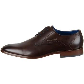 Obuća Muškarci  Derby cipele Bugatti Milko Exko Smeđa
