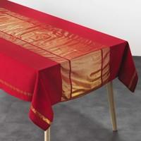 Dom Stolnjaci Douceur d intérieur ELEGANCIA Red / Zlatna