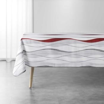 Dom Stolnjaci Douceur d intérieur ONDULYS Bijela / Red