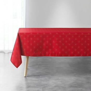 Dom Stolnjaci Douceur d intérieur ETOILES Red / Zlatna