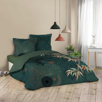 Dom Posteljina Douceur d intérieur JAPONI Smaragdno zelena