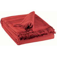 Dom Ručnici i rukavice za pranje Vivaraise CANCUN Red