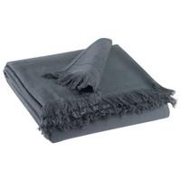 Dom Ručnici i rukavice za pranje Vivaraise CANCUN Siva / Shaded