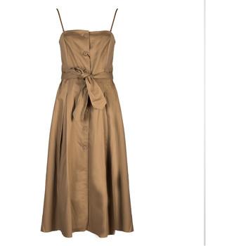 Odjeća Žene  Duge haljine EAX  Bež
